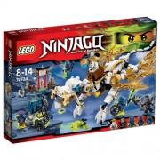 Lego Master Wu Dragon, Multi Color