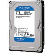 "Western Digital WD Blue interne 3,5""-Festplatte WD20EZAZ, 2 TB, SATA III, 256MB Cache"