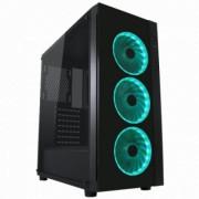 LC-POWER kućište Gaming 995B - Light Box ATX Gaming serija - LC-995B-ON