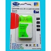 NEW All in One Quantum QHM-5088 Multi Memory Card Reader USB 2.0