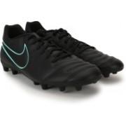 Nike TIEMPO RIO III FG Football Shoes(Black)
