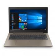 "Lenovo Ideapad 330 Celeron 3867U 15.6"" HD Notebook - Chocolate"