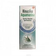 GLAXOSMITHKLINE C.HEALTH.SpA RINAZINA AQUAMARINA SPRAY NASALE IPERTONICO 20 ML