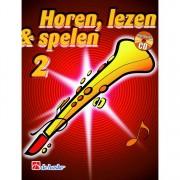 De Haske Horen, Lezen & Spelen - Sopraansaxofoon 2 lesboek