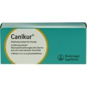 Boehringer Ingelheim VETMEDICA GmbH CANIKUR Tabletten vet. 3X4 St