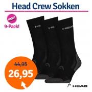 Dagaanbieding Head Crew Sokken 9 paar-35/38