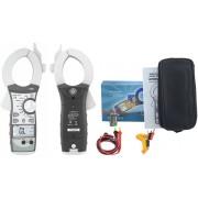 HOLDPEAK 850B Nagyáramú (4002000A) lakatfogó VDC VAC ADC AAC ellenállás kapacitás frekvencia.
