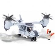Leger speelgoed vliegtuig