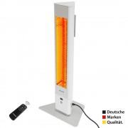VASNER HeatTower StandHeizstrahler 2500 W Carbon WeiÃ?
