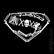 T-shirt Superman Bones