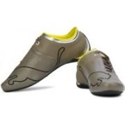 Puma Future Cat M1 Big SF L Sneakers For Men(Silver, Grey, Yellow)