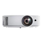 "Optoma H116ST Video Proyector (3600 lúmenes ANSI, DLP, WXGA (1280x800), 16:10, 905.3-7695.7 mm (35.6-303""), 0.4-3.4 m)"