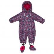 Gmini Combinezon impermeabil mov cu botosei- Bano 86