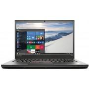 """Ultrabook™ Lenovo Thinkpad T450s (Procesor Intel® Core™ i7-5600U (4M Cache, up to 3.2 GHz), Broadwell, 14""""FHD, 4GB, 192GB SSD, Intel® HD Graphics 5500, Tastatura iluminata, Wireless AC, FPR, Win7 Pro 64 + Win10 Pro 64)"""