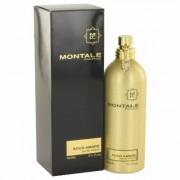 Montale Aoud Ambre For Women By Montale Eau De Parfum Spray (unisex) 3.4 Oz