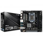 MB ASRock H370M-ITX/ac, LGA 1151v2, mini ITX, 2x DDR4, Intel H370, S3 4x, LAN 2x, DP, HDMI 2x, WL, Bt, 36mj