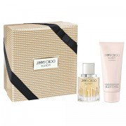 Illicit - Jimmy Choo CONFEZIONE REGALO profumo 60 ml EDP SPRAY + body lotion 100 ml