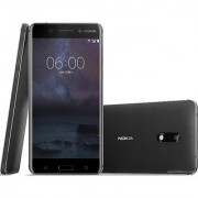 Nokia 6 Matte Black ( 6 Months Brands Warranty)