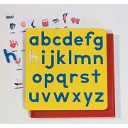 PATCH PRODUCTS / SMETHPORT / LAURI PUZZLE A-Z LOWERCASE 2T LETTERS (Set of 6)