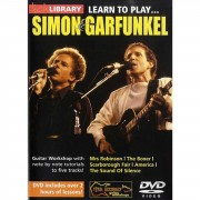 Roadrock International Lick Library: Learn To Play Simon And Garfunkel DVD