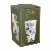 Vaso Zelda Reactivo a la Temperatura Original Cambia diseño con bebidas frias