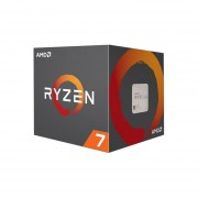 Procesador AMD Ryzen R7 1700, 3.0 GHz (hasta 3.7 GHz), Socket AM4, Eight-Core, 65W. YD1700BBAEBOX