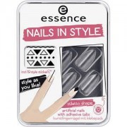 Essence Nails Nail polish Nails In Style No. 04 Clear For You? 12 Stk.