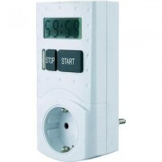GAO timer időkapcsoló óra konnektorba, 3680W, min. 60 perc, EMT 799-60M (610634)