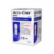 Roche Accu-Chek Aviva - 25 Strisce Reattive Per Il Controllo Della Glicemia