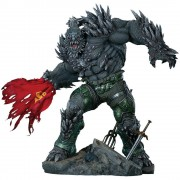 Superman Doomsday Maquette