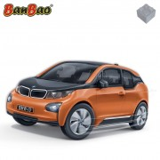 BanBao BMW i3 Orange 6802-2