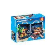 Playmobil - Baú do Tesouro dos Piratas - Sunny Brinquedos