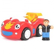 WOW Fireball Frankie - Racing Cars (2 Piece Set)