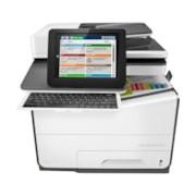 HP PageWide Enterprise 586 586z Page Wide Array Multifunction Printer - Colour