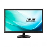 "Asustek ASUS VS247HR - Monitor LED - 23.6"" - 1920 x 1080 Full HD (1080p) - 250 cd/m² - 2 ms - HDMI, DVI-D, VGA - preto"