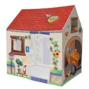 Casuta de joaca House of Kids din material textil