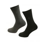 TIMBERLAND Quarter Crew 2-Pack Socks