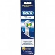 Oral-B 3D White Advanced Cleaning & Whitening 2 st Tandborste