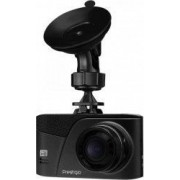 Camera Video Auto Prestigio RoadRunner 350 Full HD Unghi 120 grade CMOS G-Sensor Ecran IPS Negru