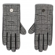Дамски ръкавици TOMMY HILFIGER - Th Leather Gloves Pow AW0AW07556 0HI