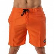 Lord Solid Boardshorts Beachwear Orange MA004
