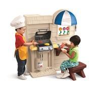 Little Tikes Játék konyha grillezővel 2 az 1-ben
