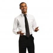 Chef Works Unisex Long Sleeve Shirt White M Size: M