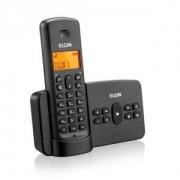 Telefone sem Fio TSF 800SE com Secretária Eletrônica