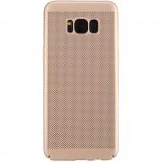 Husa Capac spate Dot Auriu SAMSUNG Galaxy S8 Plus STAR