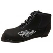 Locuri alergare pantofi NN Skol coloană vertebrală nordic Negru N75