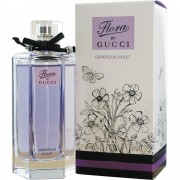 Gucci - flora generous violet eau de toilette - 100 ml spray
