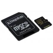 Kingston Gold - Flash-minneskort (microSDXC