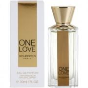 Jean-Louis Scherrer One Love Eau de Parfum para mulheres 30 ml
