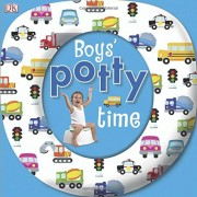 Boys' Potty Time [With Sticker(s)], Hardcover